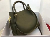 Wholesale fashion boston style handbags for sale - Group buy 2 New Arrival Lady Totes Bosto bag cm Shoulder bags women Fashion Genuine leather Cowhide lady Handbag Factory