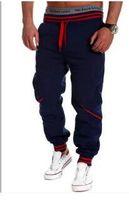 ingrosso pantaloni di grandi dimensioni donna-Pantaloni firmati da uomo di marca Pantaloni hip-hop Harem Pantaloni da uomo Pantaloni da uomo Pantaloni da uomo Pantaloni solidi Pantaloni sportivi Plus Size 4XL per donna