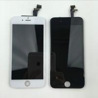 iphone ekran inç toptan satış-Üst LCD Youda LCD Dokunmatik Ekran Digitizer Değiştirme Meclisi Tam Set iPhone 6 4.7 Inç Için Uyumlu