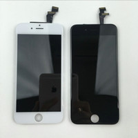 Wholesale Full Bar Set - Top LCD Youda LCD Touch Screen Display Digitizer Replacement Assembly Full Set Compatible For iPhone 6 4.7 Inch