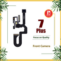 """Wholesale Iphone Front Cam - For Apple iPhone 7 Plus 5.5 Inch ORIGINAL Front Camera Module with Proximity Sensor Light Flex Small Cam for 7P 5.5"""""""