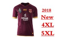 Wholesale quick delivery - 2018 QUEENSLAND MAROONS JERSEYS Top quality, free delivery, wholesale.size S-5XL 2018 MELBOURNE STORM rugby