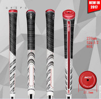 Wholesale Iron Grips - 2017 Top quality Golf Grips Standard Plus4 ALIGN Rubber Grips Golf Clubs Driver Woods Irons Grips