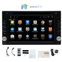 ingrosso impianto stereo stereotipo gps tv-Eincar 6.2 '' In Dash Car DVD Player Android 7.1 2G RAM + 32G ROM Sistema di navigazione GPS stereo per auto Bluetooth / USB / WIFI / 1080P