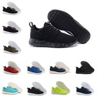 Wholesale Outlet Women Shoes - Factory Outlet Classical Run Running Shoes men women black low boots Lightweight Breathable London Olympic Sports Sneakers Trainers 36-45