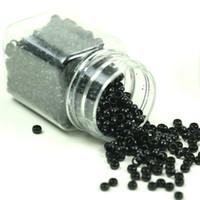 kupfer haarverlängerungen großhandel-HARMONY 1000 Stücke 4,0mm Kupfer Nano Ring Perlen Haarverlängerungswerkzeuge mit 7 Farben Optional