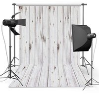 Wholesale ships free photography backdrops - Thin vinyl cloth photography backdrop computer Printing background wood texture free shipping newborn backgrounds Floor-616