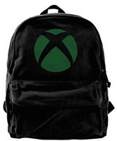 Wholesale sports video games for sale - Canvas Backpack XBOX Video Game Logo Casual Computer College Bag Daypack For Travel Hiking Camping