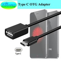 c n1 adaptateur achat en gros de-Câble de synchronisation de données pour adaptateur USB 3.1 mâle de type C vers USB 2.0 OTG pour adaptateur ZTE Nubia Z11, N1, Z11 Max et Z11 Mini OTG