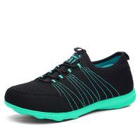 zapatillas ligeras para correr al por mayor-Mortonpart Calzado deportivo Mujer Zapatillas Zapatillas de deporte transpirables Mujer Ligero antideslizante zapatos para caminar para mujer Zapatillas