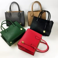 Wholesale large red clutch - Fashion Designer Handbags 2018 New Arrival Womens Bags Large Capacity Designer Totes Bags Clutch Totes Famouse Brand Name Handbags