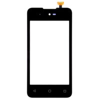 Wholesale Micromax Screen Glass - High Quality 4.5 Inch Glass Lens Replacement HH For Micromax Bolt D303 Black Touch Screen Free Shipping china post 1pcs
