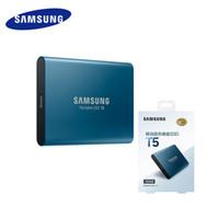 sert toptan satış-Harici SSD T5 USB3.1 USB3.0 250 GB 500 GB 1 TB Sabit Disk Harici Katı Hal Sürücüler HDD Masaüstü Dizüstü Bilgisayar disko duro