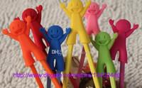 ingrosso apprendimento bacchette-500 pairs NUOVI bambini Bacchette di plastica Per Bambini Learning Helper Formazione Apprendimento Felice Giocattolo di Plastica Bacchette Divertente Bambino Neonato Principiante
