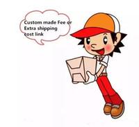 gelinler için perdeler toptan satış-Artı boyutu için ödeme Link Hızlı kargo ücreti Custom made Ücreti veya Ekstra nakliye maliyeti Çocuk Elbise Tarak ile Beyaz Fildişi Düğün Veils için Gelin