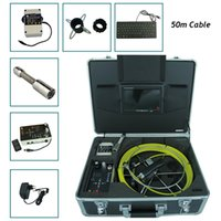 Wholesale cctv function - CCTV Water Well Pipe Inspection Camera With Video Audio And Photot Function