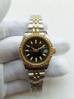relógios de senhora venda por atacado-2018 NOVA 26 MM Senhora de Cerâmica Relógios Relógios De Pulso Para As Mulheres de Moda relógios Automáticos Mulheres
