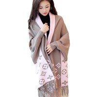 Wholesale korean geometric print sweater - 2018 Spring Autumn New Long-sleeved Sweater Cardigan Printed Tassels Knitted Shawl Jacket Loose Korean Women Tops A319