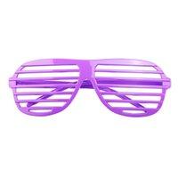 рождественские очки солнцезащитные очки оптовых-Рождество 24 пар моды пластиковые затвора очки солнцезащитные очки очки хэллоуин клуб ну вечеринку косплей реквизит (случайный цвет)