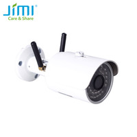 ip drahtlose kamera android großhandel-Jimi JH012 Outdoor 3G Wi-Fi IP Mini Netzwerk Kugel Drahtlose Netzwerkkamera Überwachung 720 P Nachtsicht CCTV-Überwachungskamera