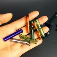 embouts de filtre achat en gros de-8mm Filtres À Verre Astuces Phuncky Feel Tips Pour Feuilles À Rouler De Feuilles Sèches Au Tabac À Souffler À La Main Verre Astuce De Papier Cypress Hill Phuncky 42mm Longueur