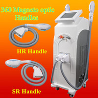 Wholesale light therapy for face for sale - 3000W opt shr beauty equipment opt shr laser hair removal E light skin rejuvenation Acne therapy machine for face skin