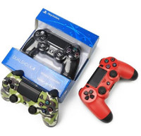 Wholesale wireless bluetooth gamepad controller wholesale - Wireless Bluetooth Dualshock Joystick Gamepad Controller For PlayStation 4 PS4 Android Video computer Games