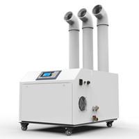 DRS 15A Industrial Ultrasonic humidifier 1500W Air Humidifier 15kg h Commercial humidifier for basement workshop Mist Maker