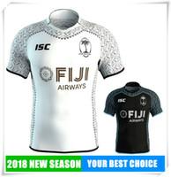 Wholesale rugby shirts cheap - 18 19 FIJI EDGE New Zealand Rugby jersey Shirt teams Sport Wholesale Cheap Hot TOP New Jerseys 2018 2018 Watisoni Votu Nemani Nadolo ISC