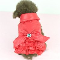 Wholesale winter accessories sets resale online - Pet Cotton Padded Clothes Dog Autumn And Winter Classic Soft Apparel Supplies Multi Sizes Easy To Wear zc Ww