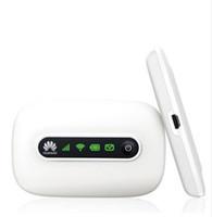 Wholesale unlocked huawei hotspot router for sale - Group buy New Original Unlocked HUAWEI WiFi Router HUAWEI E5331 G MiFi Hotspot Support Mbps for Users