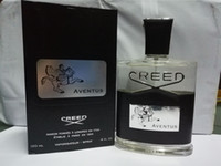 Wholesale cologne perfumes for sale - Group buy New Creed aventus Incense perfume for men cologne ml with long lasting time good smell good quality fragrance capactity free shopping