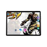 ingrosso tavoletta di tocco eccellente-2018 Moda Super temperato 2.5D Tablet tablet da 10 pollici Android 7.0 1280X800 IPS Touch Screen Tablet Wifi originale 10.1 + regalo