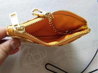 fermuar para çantası deseni toptan satış-Avrupa ve Amerikan yeni Y-desen desen cüzdan kadın uzun fermuar cüzdan debriyaj çanta çanta sikke çantası