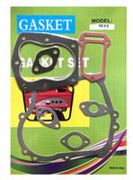 Wholesale full engine gasket set for sale - Group buy Full gasket set for Honda G200 engine motor cylinder muffler carburetor air filter intake complete gaskets