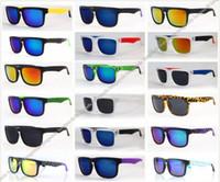viagens múltiplas venda por atacado-Lor Atacado Moda Esporte Skateboarding Viagem À Prova de Vento Cores Óculos Mulheres Homem Óculos Óculos De Sol Óculos Espelho