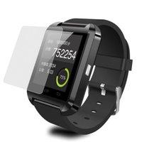 explosionsgeschützte displayschutzfolien großhandel-Ultradünne 9H HD gehärtetes Smart-Watch-Glas-Displayschutzfolie 34,5 mm Explosionssicherer, bruchsicherer, hochentwickelter Schutz-Uhr-Bildschirm