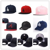 1d00681f7cf52 Nueva moda 2018 Atlanta fútbol baloncesto ada bordado hueso snapback hiphop  gorra de béisbol sombrero de cuero casquette sombrero ajustable