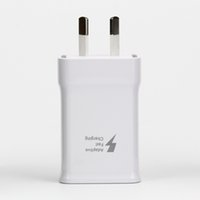 Wholesale iphone australia for sale – best High Quality Adaptive Fast Charging Adapter Australia New Zealand plug for Samsung s6 s7 S8 Plus edge V A V A Charger