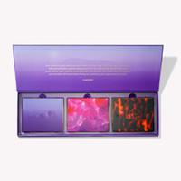 многоцветные тени для век оптовых-Hot Item Tartelette Макияж Набор в цвету, поджаренный и амазионный глина Высокопроизводительные природные матовые тени для век комплект 3 шт. / Компл. Бесплатная доставка