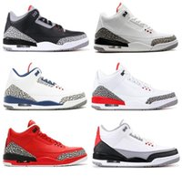 Wholesale men korea shoes - New Katrina True Blue White Black Cement Basketball Shoes Men NRG Free Throw Line JTH Tinker Grateful Seoul Korea Sneakers With Shoes Box