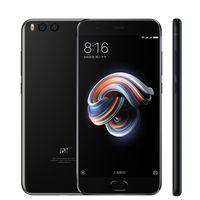 cep telefonu android notları toptan satış-Orijinal Xiaomi Mi Not 3 64 GB / 128 GB ROM 6 GB RAM 4G LTE Cep Telefonu Snapdragon 660 Sekiz Çekirdekli Android 5.5