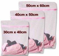 mesh-taschen zum waschen von kleidung großhandel-Freies verschiffen durch dhl S / M / L Kleidung Waschmaschine Wäsche Bh Hilfe Dessous Mesh Net Wäschebeutel Tasche Korb lin3936