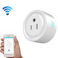 Wholesale switch outlet wifi for sale - Group buy Smart Home WIFI Power Plugs Compatible with Alexa Sonoff Wifi Socket Outlet Automation Phone App Timing Switch Remote Control EU US Plug