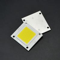 e27 luces de inundación al por mayor-1 Unids Más Nuevo Diseño COB de Alta Potencia 20W 30W 50W 70W 100W LED Integrado lámpara Chip Para luz de Inundación exterior Foco Bombilla