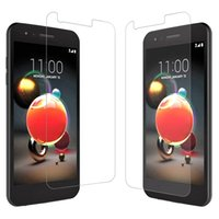 Wholesale x carrier - Factory Supplier For LG Aristo 2 Tmobile Carrier Revvl Plus 3701A Screen Protector Tempered Glass