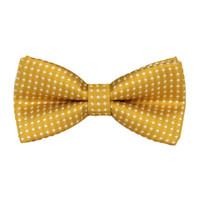 resmi elbiseler polka noktaları toptan satış-JAYCOSIN Yeni Tasarım Çocuk Boy Polka Dot Bow Kravatlar Resmi Elbise Aksesuarları DropShipping 80716