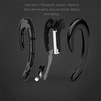 tapones para los oídos al por mayor-K8 Auricular inalámbrico Bluetooth con micrófono Auriculares estéreo Sin tapones para los oídos Nuevo diseño de cuna de llegada