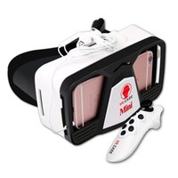 Wholesale vr box for sale - 2018 hot sale model D VR glass case Box for mobile phone