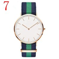 Wholesale Men D Watch - 2018 With Box Fashion Luxury D Style Simple Watches For Men Women Simple Dial Casual Style High Quality Analog Bracelet Wristwatches Clock
